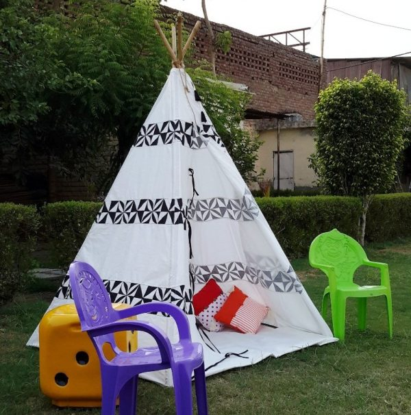 tribal tipi tent