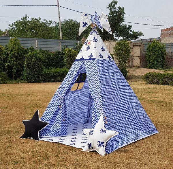 tipi tent for boy