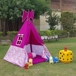 Unicorn Teepee Tent
