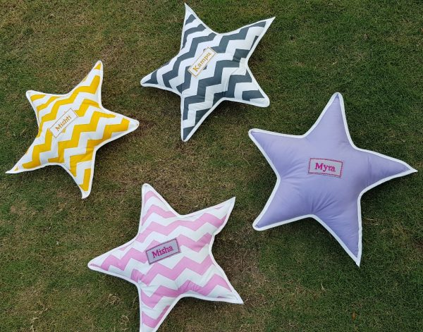 name pillows for kids