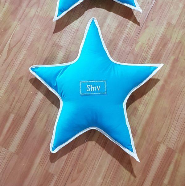 name star pillow