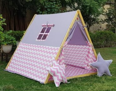 A-Frame Tents for Children's Room and Play